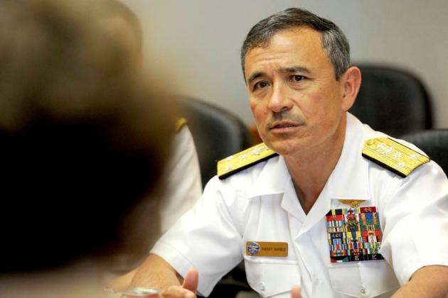 Филиппины просят США взять под контроль ситуацию в Южно-Китайском море