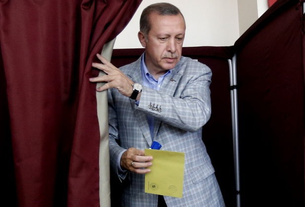 «Президент+»: Эрдоган вступил в предвыборную кампанию