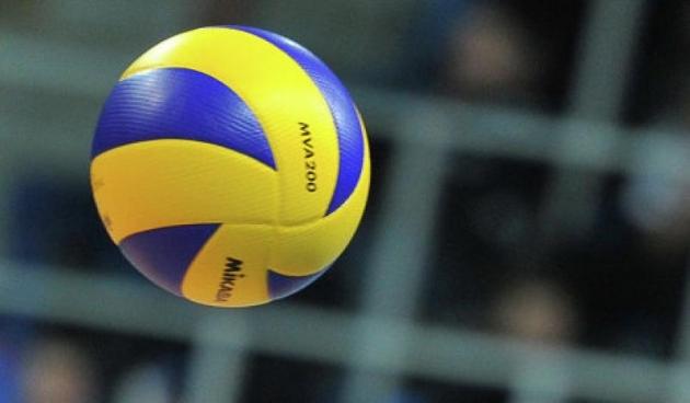 Волейбольный мяч.