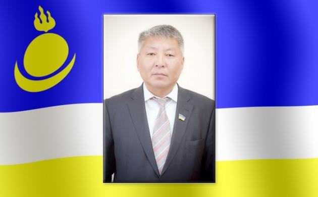 Цырен-Даши Доржиев.