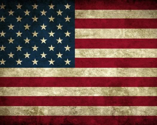 Новый флаг США