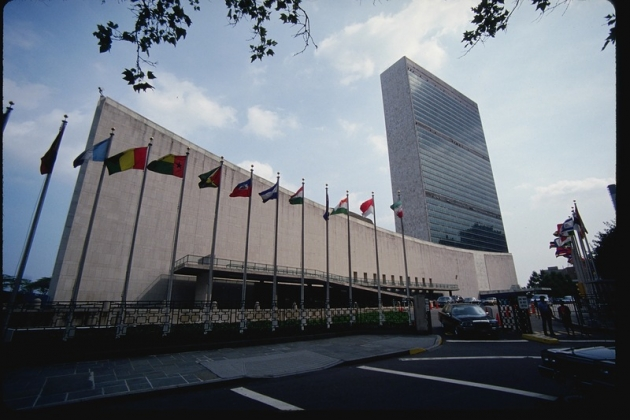 Депутат ГД: Штаб-квартиру ООН нужно перенести на территорию другой страны