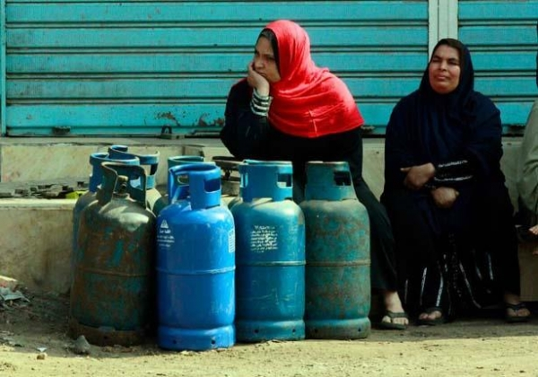 Египет приостановит импорт газа.