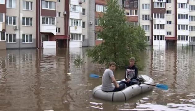 В соцсетях организовали акцию помощи пострадавшим от тайфуна «Гони»