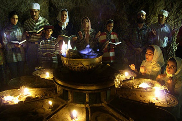 Зороастрийцы в Иране: актуальная древность