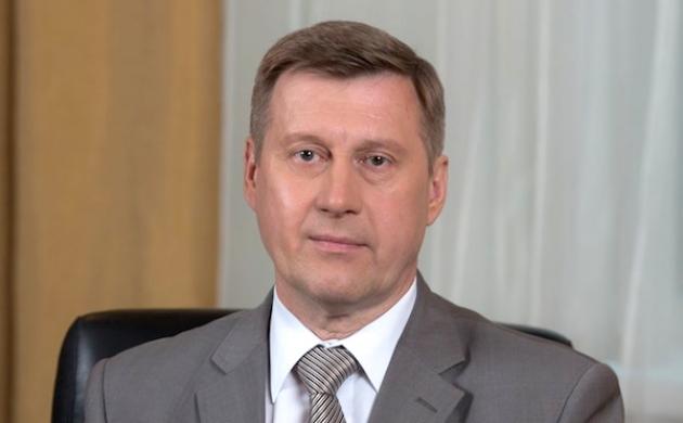 Мэр Новосибирска Анатолий Локоть. Фото: vk.com/a_lokot