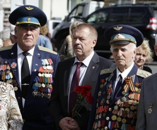 В Туле отметили 160-й день рождения командира крейсера «Варяг»