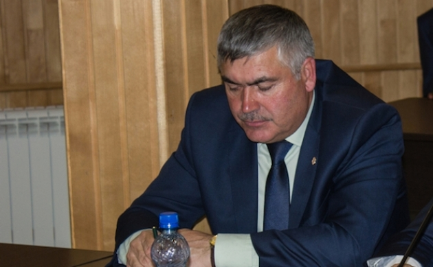 Сергей Огнев. Фото: gov.tuva.ru