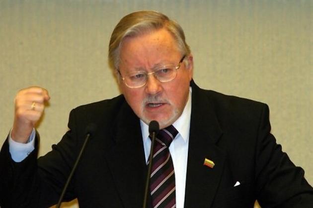 Витаутас Ландсбергис— первый руководитель независимой Литвы