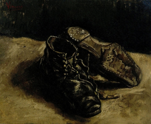 Винсент Ван Гог. Башмаки. 1886