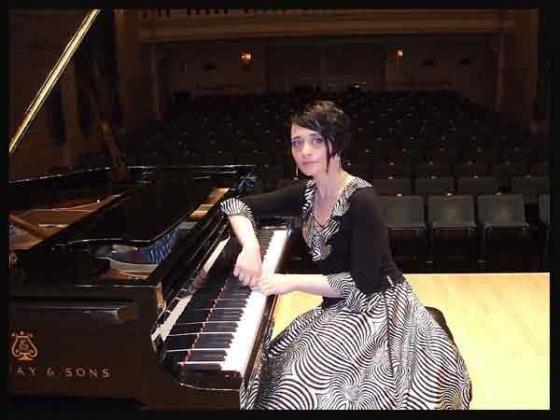 Норвежская пианистка российского происхождения убита в Англии