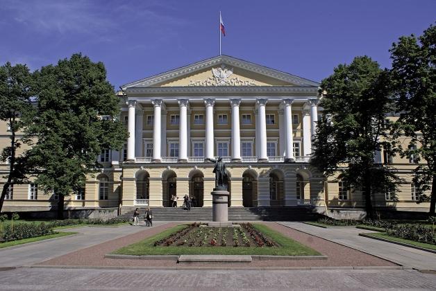 Государственный музей «Смольный» .