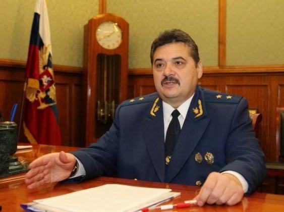 Сергей Куденеев.