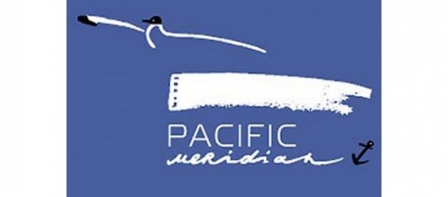 Логотип кинофестиваля «Меридианы Тихого»