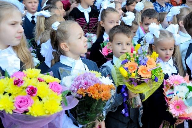 В Саратовской области учебный год начался для 221 тыс. школьников