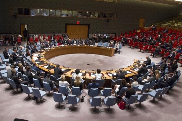 Совбез ООН.