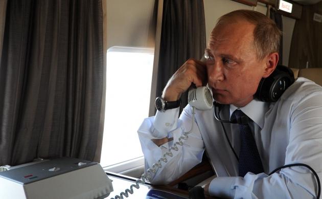 Путин возглавил топ-10 самых упоминаемых персон