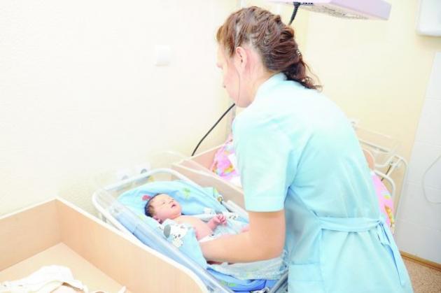 В Краснодарском крае родился 50-тысячный с начала 2015 года ребенок