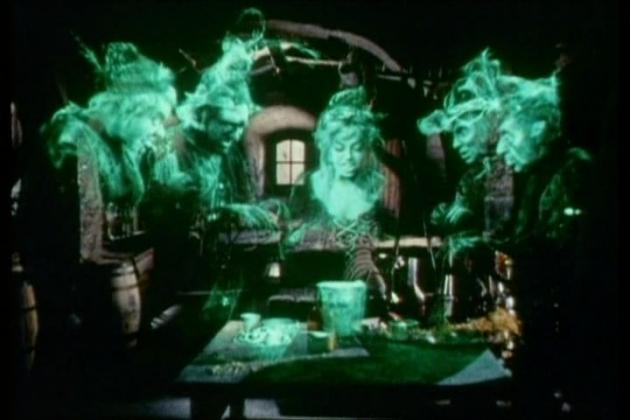 Кадр из фильма Привидения в замке Шпессарт (1960)