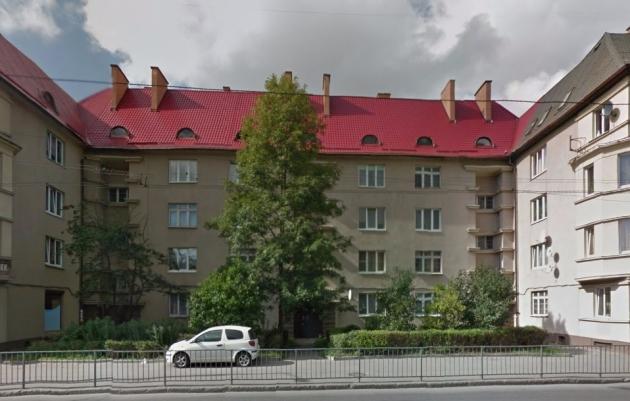 В Калининграде частично обрушилась стена 8-квартирного дома
