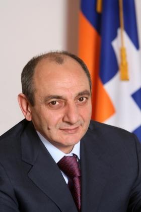 Президент НКР подписал наградные листы, приуроченные к  24-летию республики
