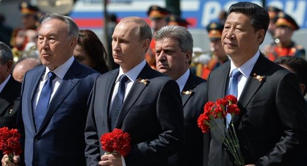Вопреки милитаризму: Россия, Китай и Казахстан сверяют часы