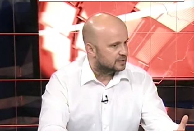 Юрий Тандит—  советник главы Службы безопасности Украины. Фото: youtube.com