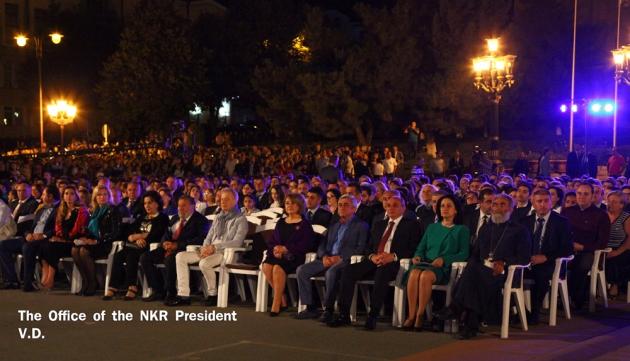 Главы Нагорного Карабаха и Армении послушали «Реквием» Джузеппе Верди