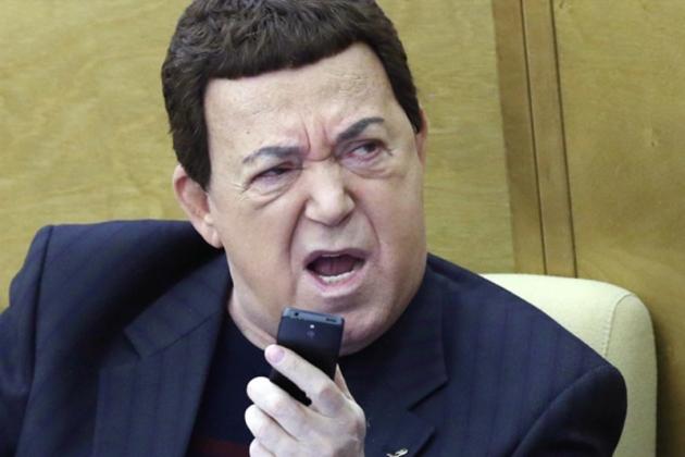 Кобзон: На сообщения СМИ о визе в Италию мне плевать
