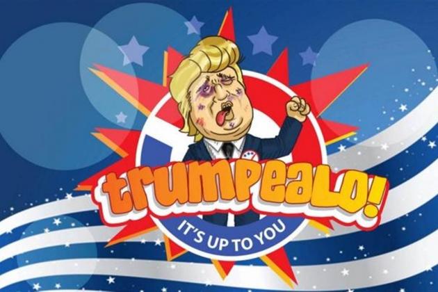 Компьютерная игра «Трампеало».