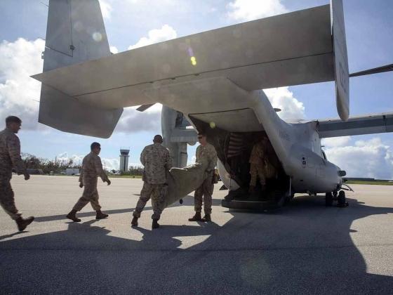 Военные США обследуют аэропорт «Рига» и Рижский свободный порт