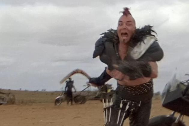 Цитата из х/ф «Безумный Макс 2: Воин дороги» (Дж. Милллер, 1981)