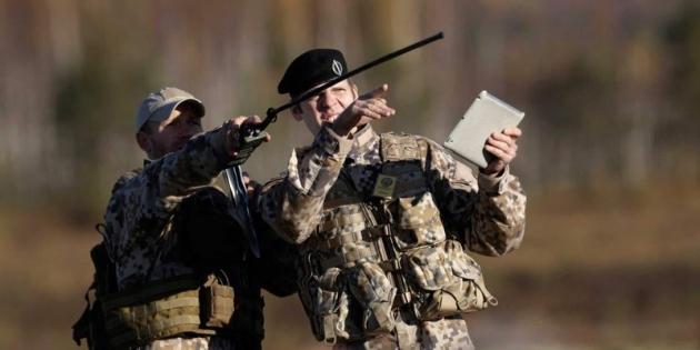 Латвийские военные будут учиться сбивать самолеты