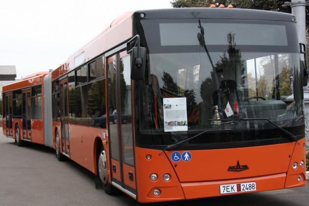 Автобус МАЗ-205