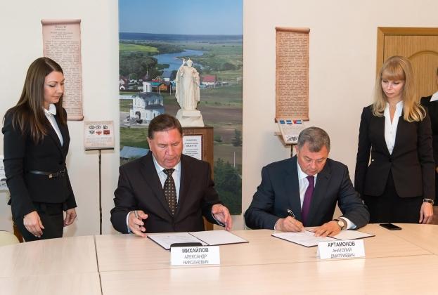 Курская и Калужская области вместе ищут новые пути для сотрудничества