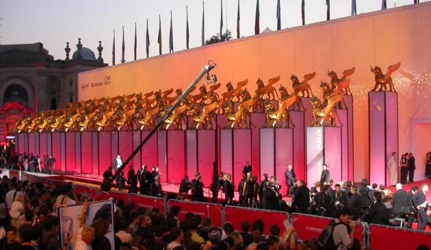 Церемония открытия  Венецианского  международного кинофестиваля.