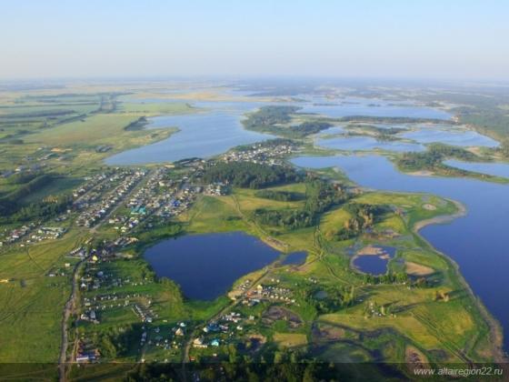 Красоты Завьяловского района Алтайского края
