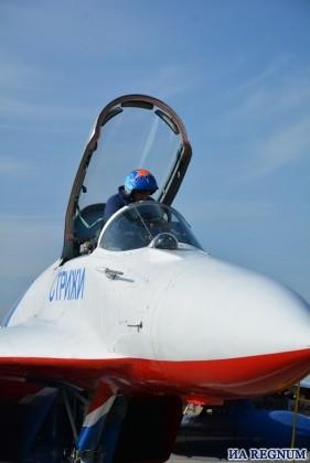 «Стрижи» прилетели: пилоты МиГ-29 подарят авиашоу барнаульцам