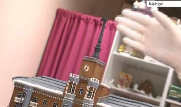 В Барнауле построят самый большой в РФ пряничный домик