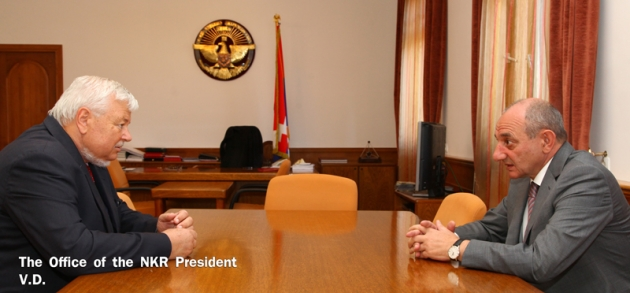Президент НКР обсудил с представителем ОБСЕ ситуацию на передовой