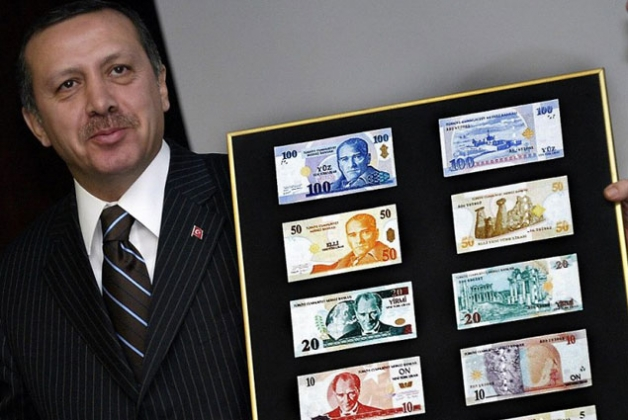 Крах турецкой лиры.