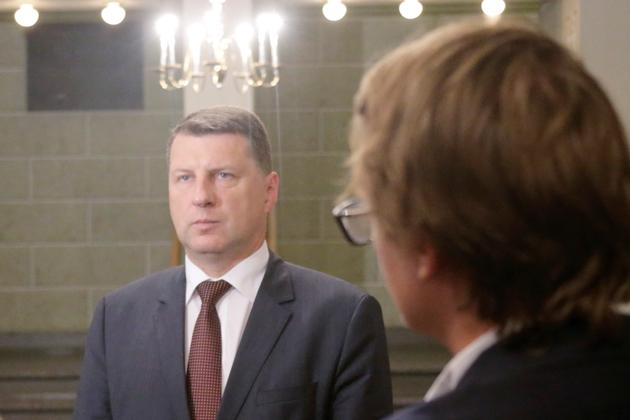 Глава Латвии: Без российской нефтегазовой «иглы» мы не выживем
