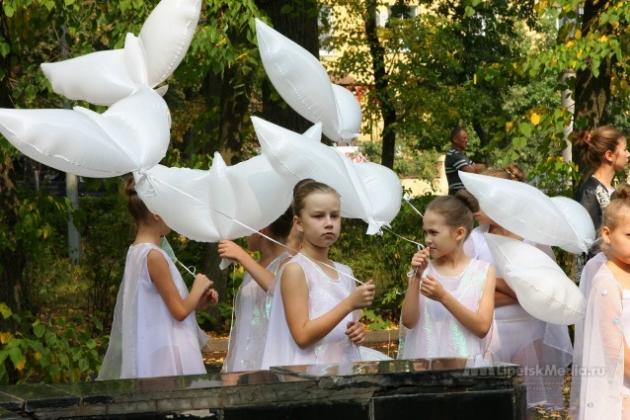 День солидарности в борьбе с терроризмом в Липецке. Источник: LipetskMedia.ru