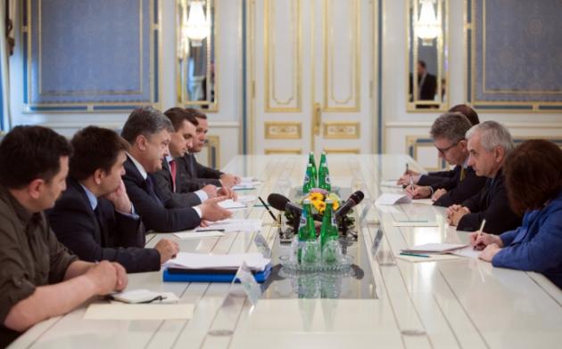 Важная роль конгресса США в ситуации на Украине.