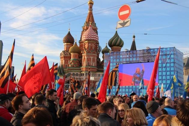 В Москве проходят дни Севастополя