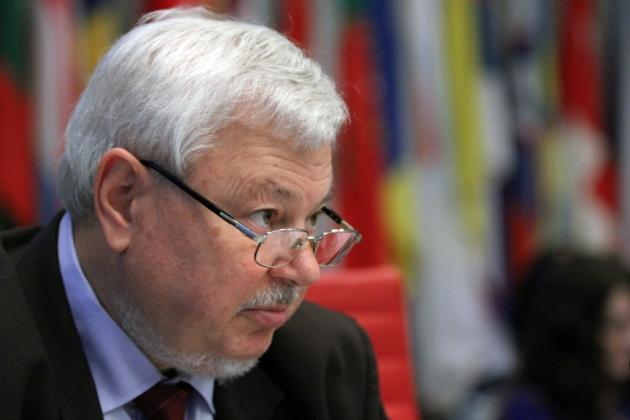 Личный представитель Действующего председателя ОБСЕ посол Анджей Каспшик.