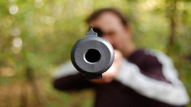 Граждане Украины высказываются за свободное владение оружием.