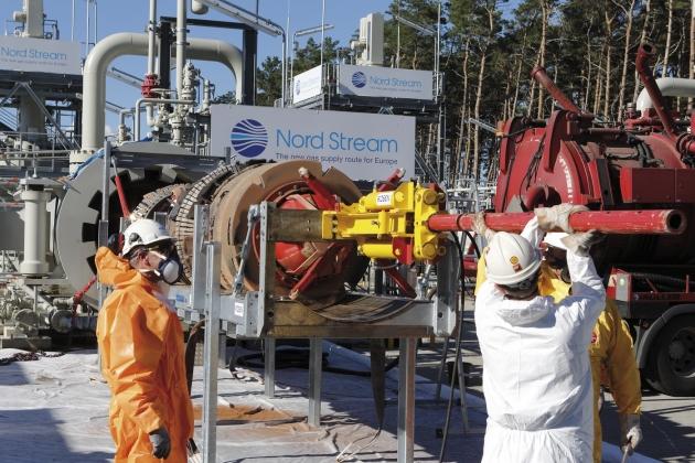 Акционеры подписали соглашение по Nord Stream-2