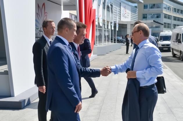 Миклушевский доложил Путину о паводковой ситуации в Уссурийске
