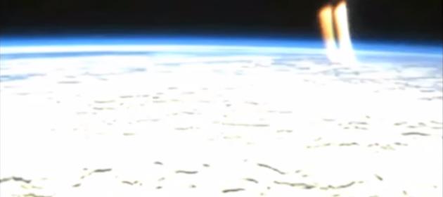 Необычное свечение Скриншот с видео на YouTube